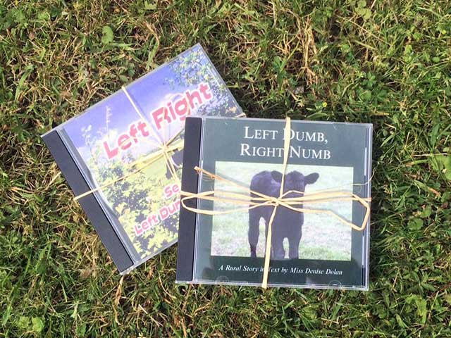 The books are also available on presentational CDs